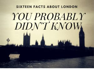 16-facts-about-london-you-probably-didnt-know